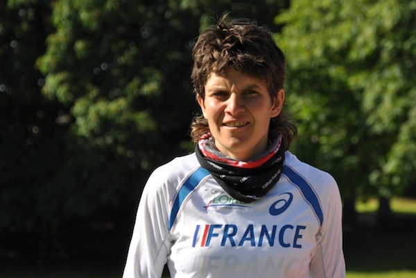 Aurélia Truel - Trail Running