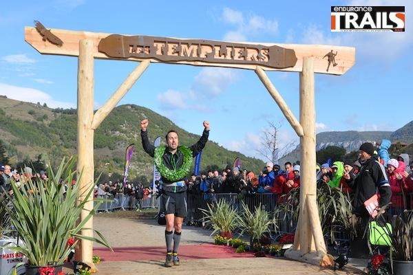 Fabien Antolinos vainqueur des Templiers 2012