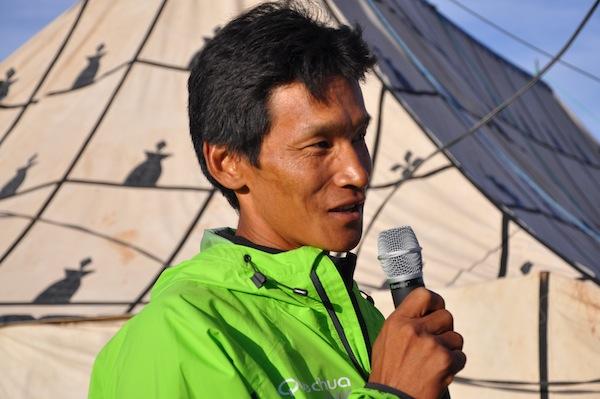 Dachhiri Dawa Sherpa - le trailer Népalais