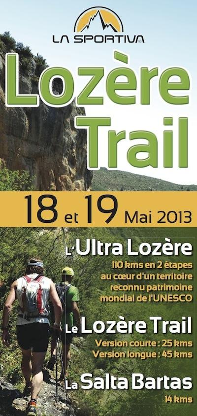 Lozere Trail
