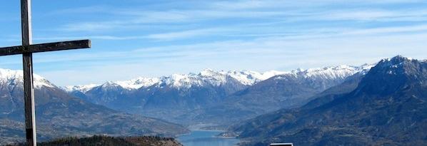 Trail du Lac de Serre-Poncon