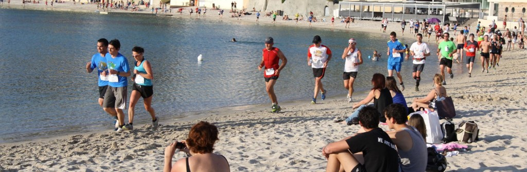 5 Salomon Bandol Classic  ambiance plage photo Robert Goin