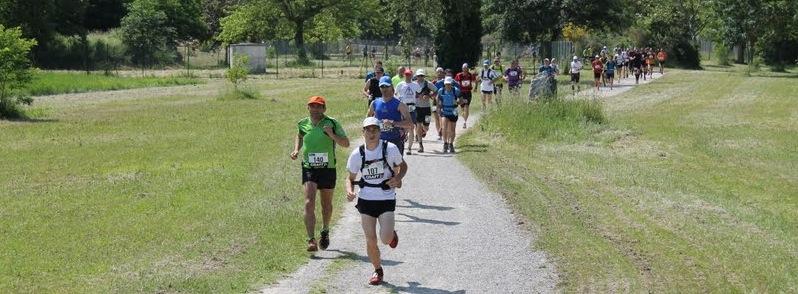 Trail du confluent 2013