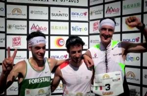 Vidéo des Championnats d'Europe de Skyrunning 2013