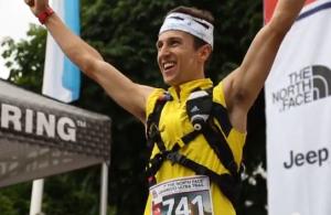 Lavaredo Ultra Trail 2013 - victoire de Sebastien Spehler