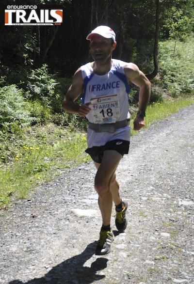 F. Antolinos + Mondiaux de trail