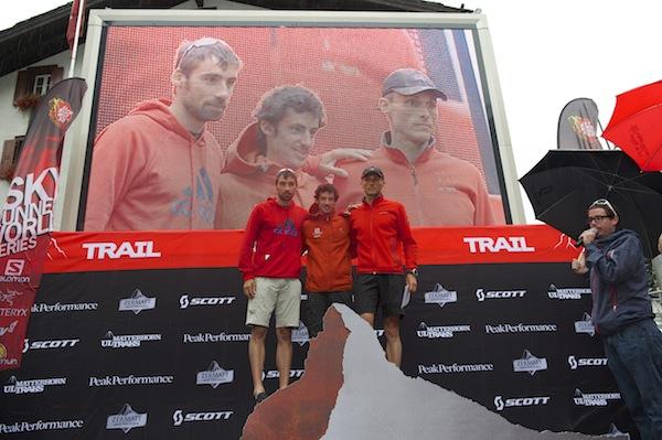 Podium Matterhorn Ultraks 2013