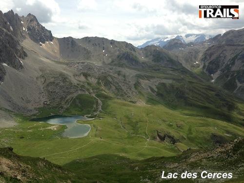 Trail du Galibier-lac des Cerces
