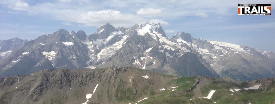 Trail du Galibier - vue du sommet