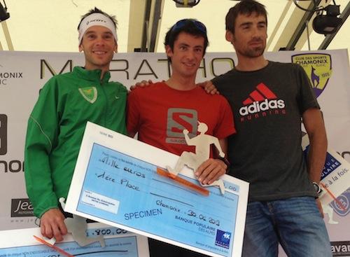 Prize money - K. Jornet : M. De Gasperi : L.A Hernando