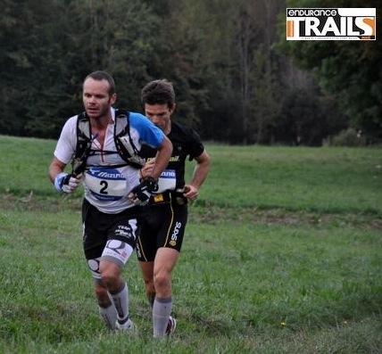 Trail d'albertville 2012