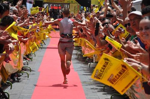Andy Symond - 2nd de la Transvulcania 2012