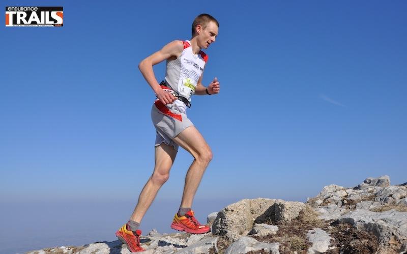 Andy Symond - vainqueur du Ventoux 2012