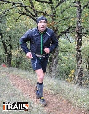 Fabien Antolinos, favori de l'Endurance Trail