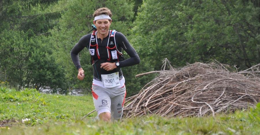 François D'haene s'est imposé au 80km du Mont-Blanc 2013