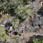 Kilian Jornet dans la montée du Taibit