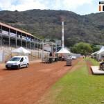 Grand Raid de la Réunion 2013 - ligne d'arrivée