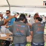Grand Raid de la Réunion 2013 - retrait des dossards