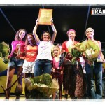 Le podium femmes du GRR 2013