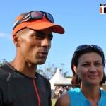 Grand Raid de la Réunion 2013 - Mico et Alexandra Clain