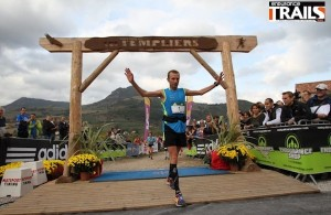 Manu Meyssat vainqueur du Marathon des Causses 2013