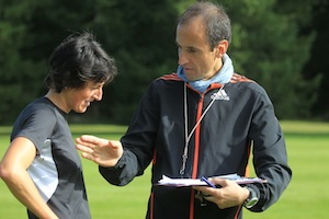Pascal Balducci et Antonella Confortella