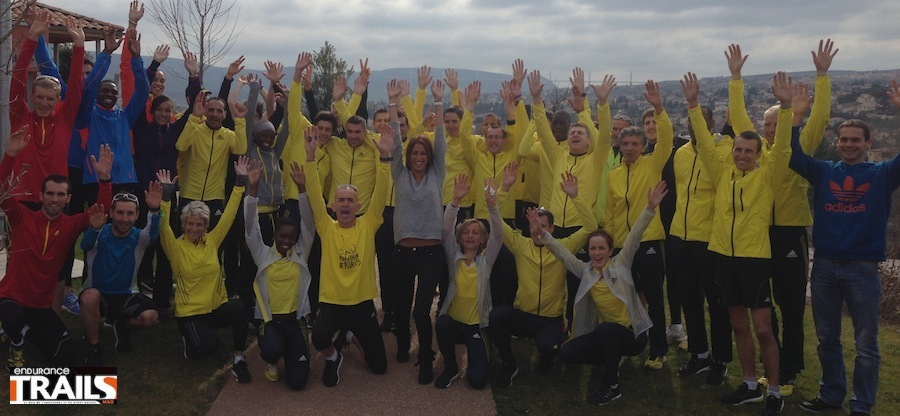 Team Adidas Trail 2013