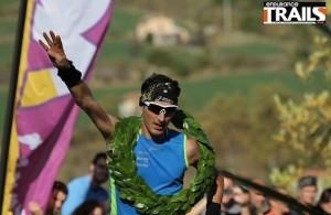 Templiers 2013 - victoire de Thomas Lorblanchet