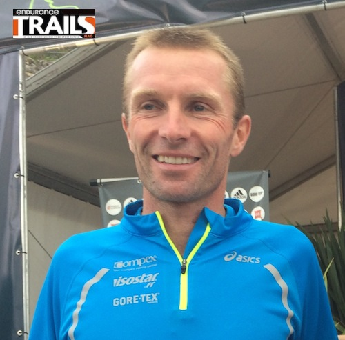 Manu Meyssat - Team Asics trail