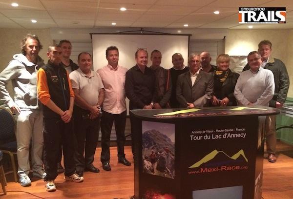 La MaXI-Race candidate à l'organisation des Championnats du Monde de Trail 2015.