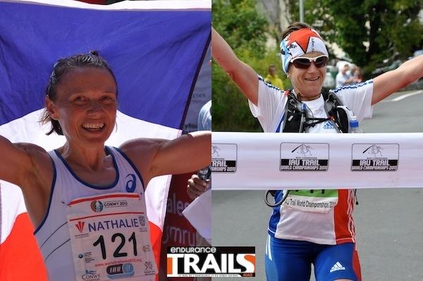 N. Mauclair - M. Gobert, 2 championnes du Monde au départ