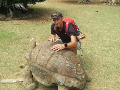 Rodrigues et ses tortues