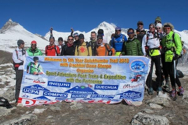 Solukhumbu Trail 2013