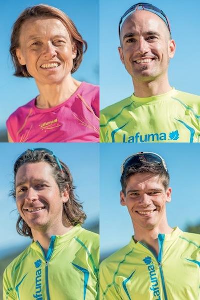Team Trail Lafuma 2014
