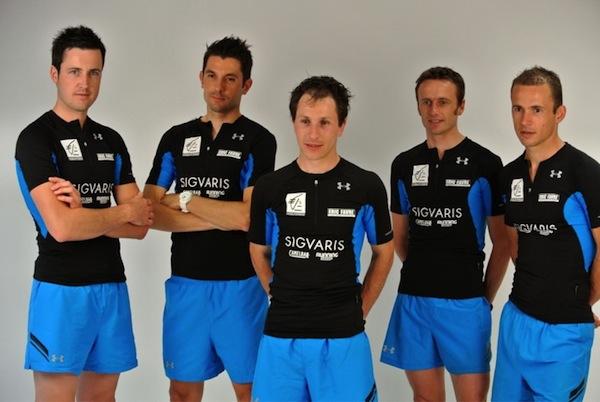 Team Sigvaris Trail 2013-2014