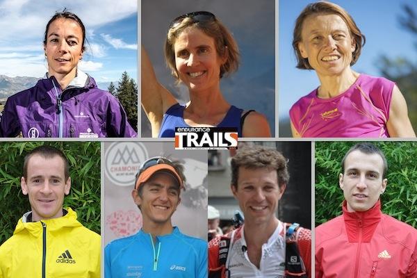 Les Trophées du Trail 2013, les lauréats