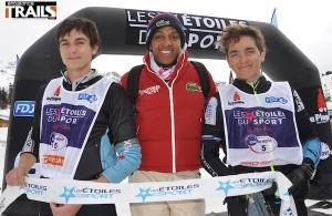 Les Etoiles du Sport 2013, les frères Thévenard