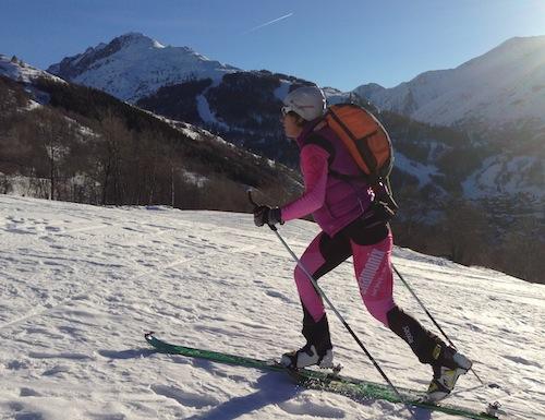Maud Gobert - ski alpinisme 2013
