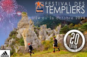 Templiers 2014, 20ème édition