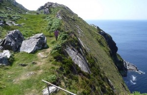 The irish trail 2014