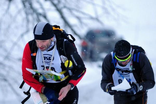 Raids blancs et épreuves multisports sur neige 2014