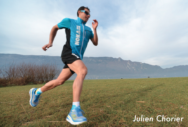 Julien Chorier - team Trail Hoka