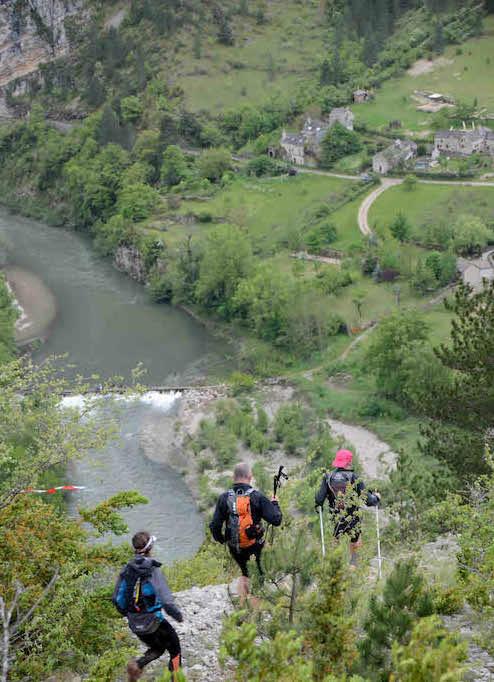 Lozere Trail 2014 - Chanac