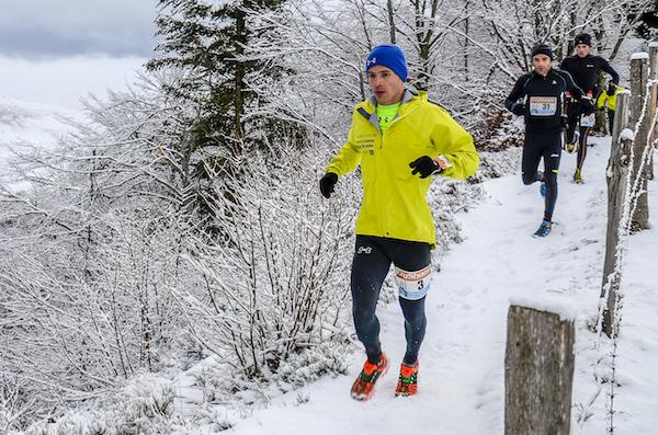 Patrick Bringer vainqueur du Trail du Sancy 2014