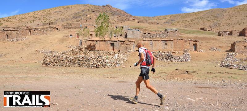 Paysage UTAT 2014 - un trail au coeur de l'Atlas
