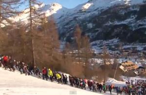Trail Blanc Serre Chevalier 2014 - le film