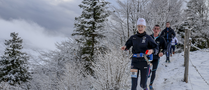 Trail Hivernal du Sancy 2014