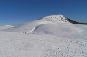 Trail Hivernal sancy Mont Dore 2014