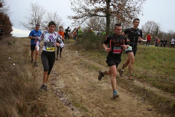 Trail des Coteaux Bellevue 2014