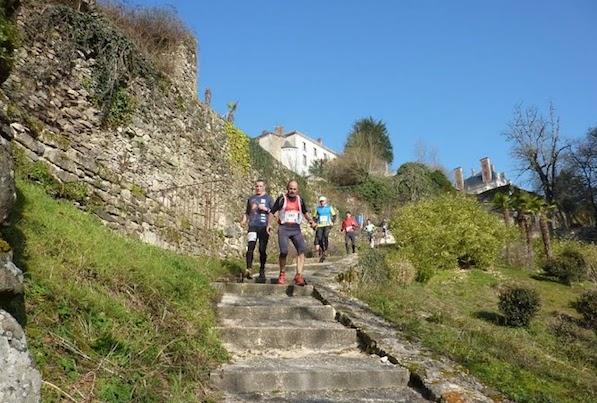 Trail des grands Couteliers 2014